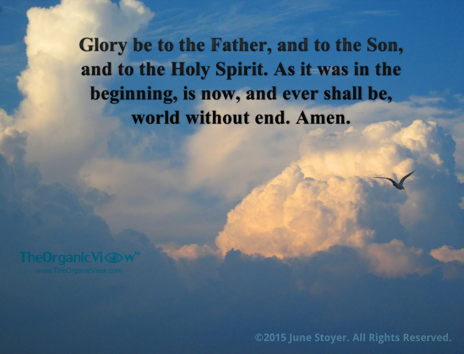Quotes About The Holy Spirit Prayer To The Holy Trinity