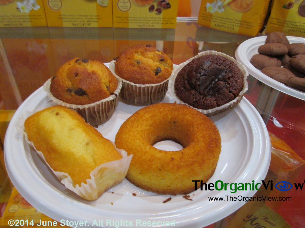 Baked Goods On Display At The Summer Fancy Foods Show 2014