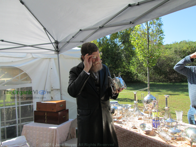 Old-Fashioned Tea Demonstration at Old Bethpage Village Restoration