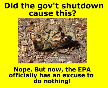 EPA Doing Nothing
