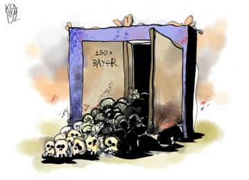 Bayer's skeletons in the closet
