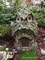Frodo's New House at the Chicago Flower and Garden Show