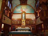 National Shrine of The Divine Mercy (interior). Photo June Stoyer