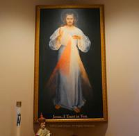 The Vil­nius Divine Mercy Image