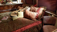 Inside Dolly Parton's Bus at Dollywood