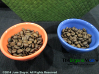 Bali Trading Co Coffee Beans at the Summer Fancy Foods Show 2014