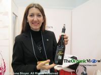 Elena wines at the Summer Fancy Foods Show 2014