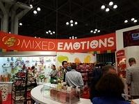 Jelly Bellys Mixed Emotions Exhibit. Photo by June Stoyer