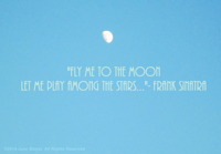 Fly me to the moon let me play among the stars Frank Sinatra