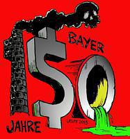 BAYER anniversary: History whitewashed